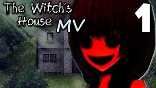 The Witch's House MV - WITCH'S HOUSE REMAKE, Manly Let's Play [ 1 ]