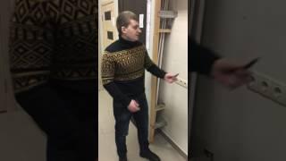 видео Межкомнатные нестандартные двери. Больше возможностей и комфорта