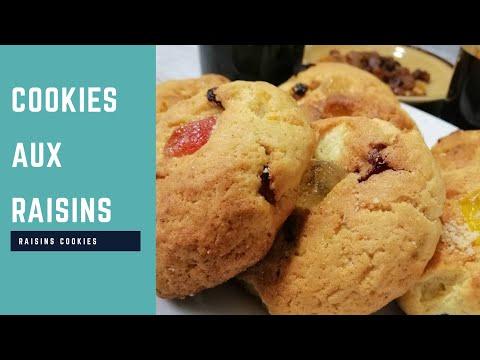 recette-facile-de-cookies-aux-raisins