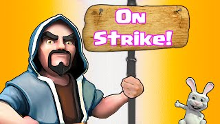 Clash Of Clans WIZARD REVOLT (Champion Gameplay)