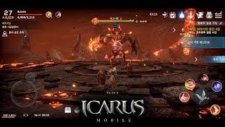 Ini Game Bagus Gak Sih? - Icarus M (KR) Android MMORPG