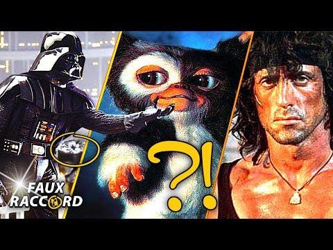 Faux Raccord 80's # 2 (Gremlins, Star Wars, Rambo, Terminator)