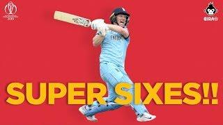 Bira91 Super Sixes! | England vs Afghanistan | ICC Cricket World Cup 2019