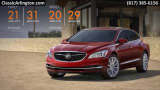 2017 Buick LaCrosse Arlington Fort Worth Bedford TX 76018
