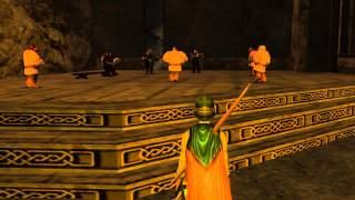 LOTRO Dancing Dwarves