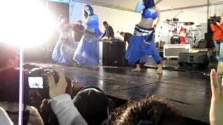 Ice Queen - Belly Dance Performance