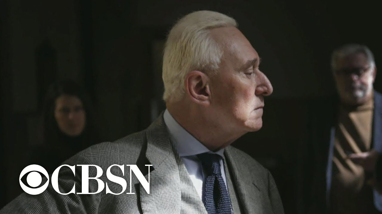 Roger Stone in court as Mueller probe nears conclusion