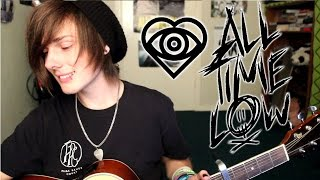 DIRTY LAUNDRY - All Time Low - Acoustic Cover