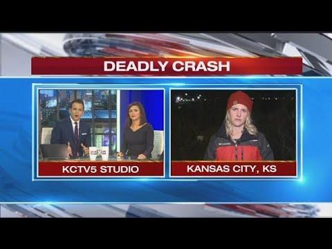 2 men killed in rollover crash near 14th, Metropolitan in KCK