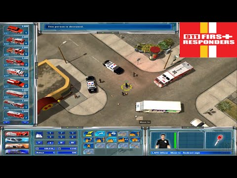 Emergency 4 / 911: First Responders - Los Angeles mod #2