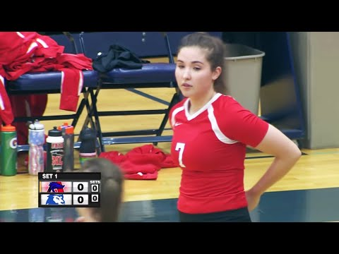 Armstrong vs. Maple Grove High School Volleyball