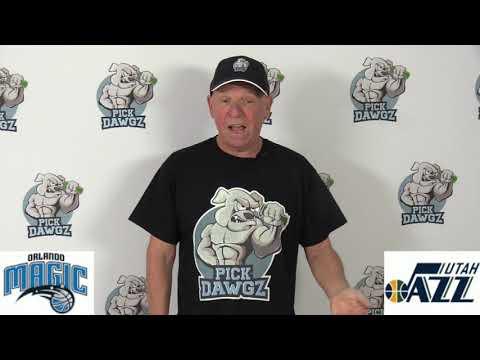 Utah Jazz vs Orlando Magic 12/17/19 Free NBA Pick and Prediction NBA Betting Tips