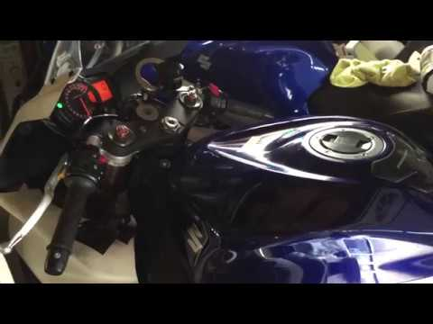 Trouble Shooting - Cleaning GPS (Gear Position Sensor) - 2006 GSXR 1000