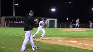 Baseball vs Millsaps Highlights