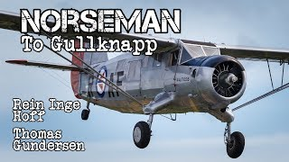 Norseman flight to Gullknapp