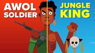 Soldier Sentenced to Death Escapes, Becomes Jungle King || Insane True Story