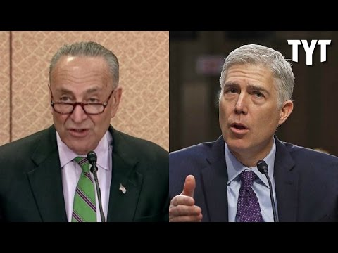 BREAKING: Democrats Secure Votes For Gorsuch Filibuster