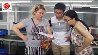 Производство гироскутеров. Фабрика Китай Alles Asia(, 2015-09-16T09:25:51.000Z)