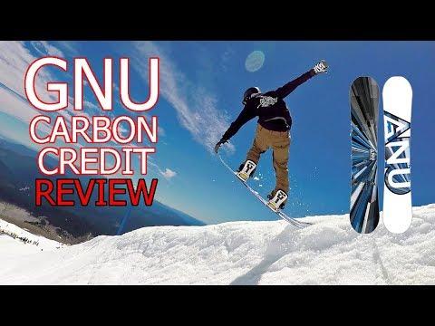 GNU Carbon Credit Snowboard Review