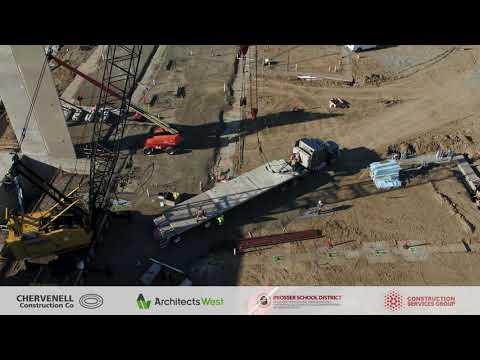 11.20.19 Prosser High School Construction Progress Update