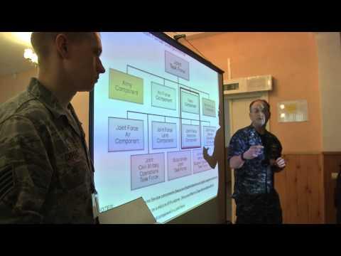 Sea Breeze 2015 Maritime Operational Planning