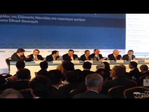 Άρρηκτα συνδεδεμένη η ναυτιλία με την ελληνική οικονομία