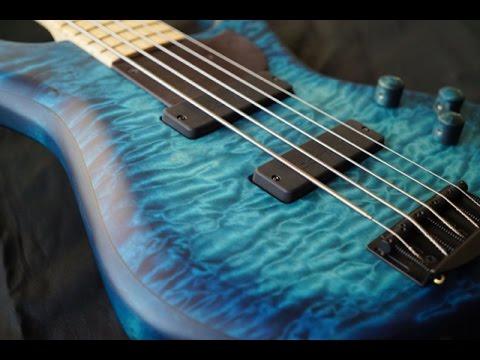 bassFREQ Review: MTD Saratoga Norm Stockton Artist Edition Bass