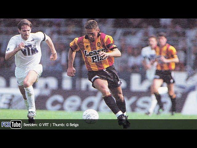 1993-1994 - Beker Van België - 01. 16de Finale - Club Brugge - KV Mechelen 4-2