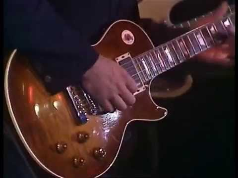 GARY MOORE & THE MIDNIGHT BLUES BAND -ALL YOUR LOVE