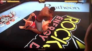 EA Sports MMA Submissions (E3)