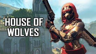 Destiny House of Wolves Gameplay - Widow's Court Control (My Time at Bungie Studios!)