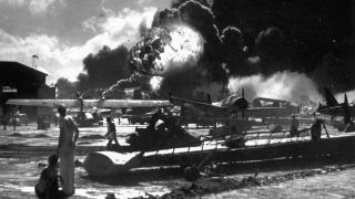 Pearl Harbor survivor marks 75 years since attack