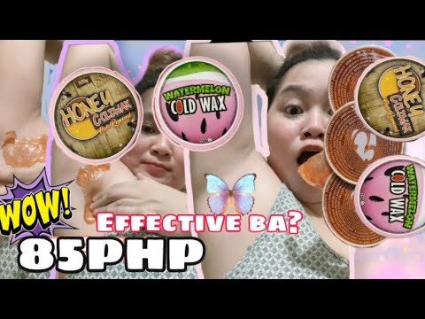 Download EFFECTIVE NA COLD WAX!! UNDERARM HAIR REMOVAL 🤍