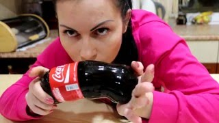 Я экстрасенс?! Гну Кока-Колу ♣Klementina Loom♣/I'm a psychic ?! I bend the Coca-Cola. Video