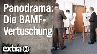 Panodrama – die Reporter: Die BAMF-Vertuschung