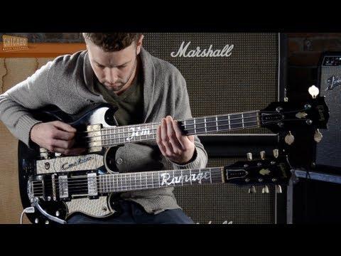 1964 Gibson EBS-1250