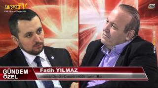 AGD İZMİR İl Bşk. Fatih Yılmaz TV Programı_Bölüm 2