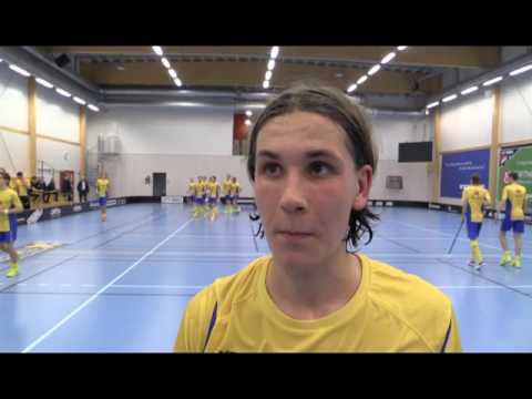 Inside Sweden - U19-herrarnas träning inför EFT
