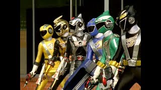 Power Ranger RPM | Rangers vs General Shifter