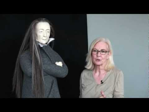 Sculptor Judith Shea about her sculpture of Louise Bourgeois