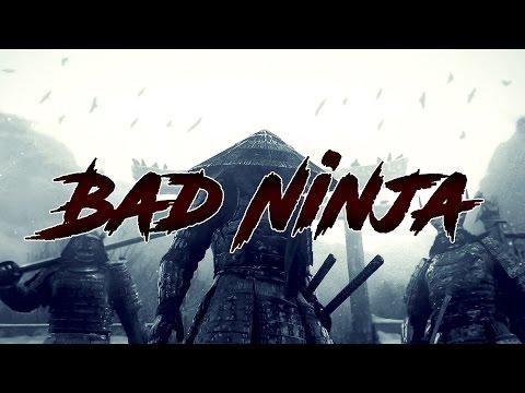 "Dope Oriental Instrumental | ""BAD NINJA"" Chinese Hip Hop Rap Instrumental  Prod. SLYKSS"