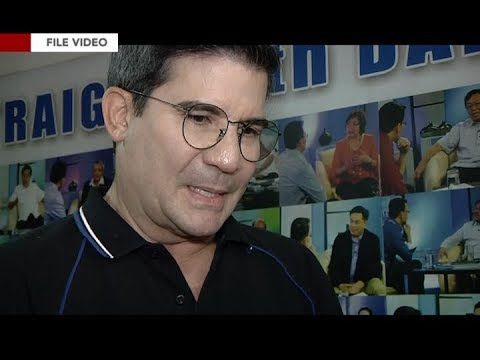 COMELEC cancels Edu Manzano's candidacy in the May 2019 elections