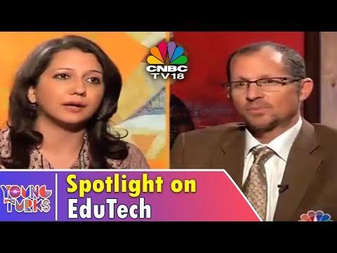 YOUNG TURKS | Spotlight on EduTech | Coursera | Smartivity | CNBC TV18