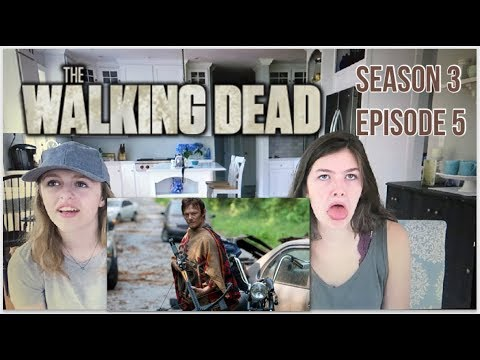The Walking Dead - 3x5 Say the Word - Reaction