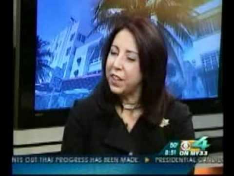 CBS 4 Interview of Delia Passi