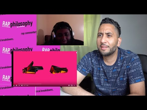 Run The Jewels- JU$T w/ Pharrell Williams [REACTION] crazy deep!
