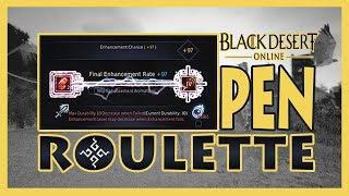 Pen Roulette - Black Desert Online