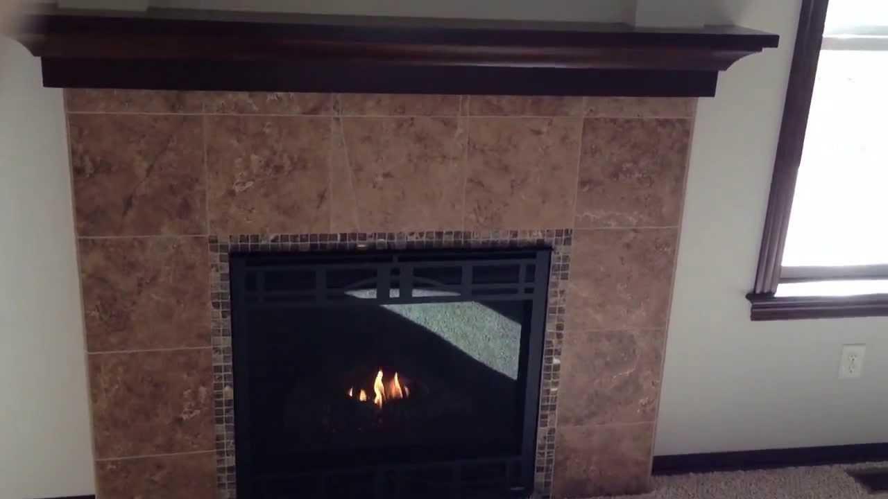 heatilator novus with demi front youtube
