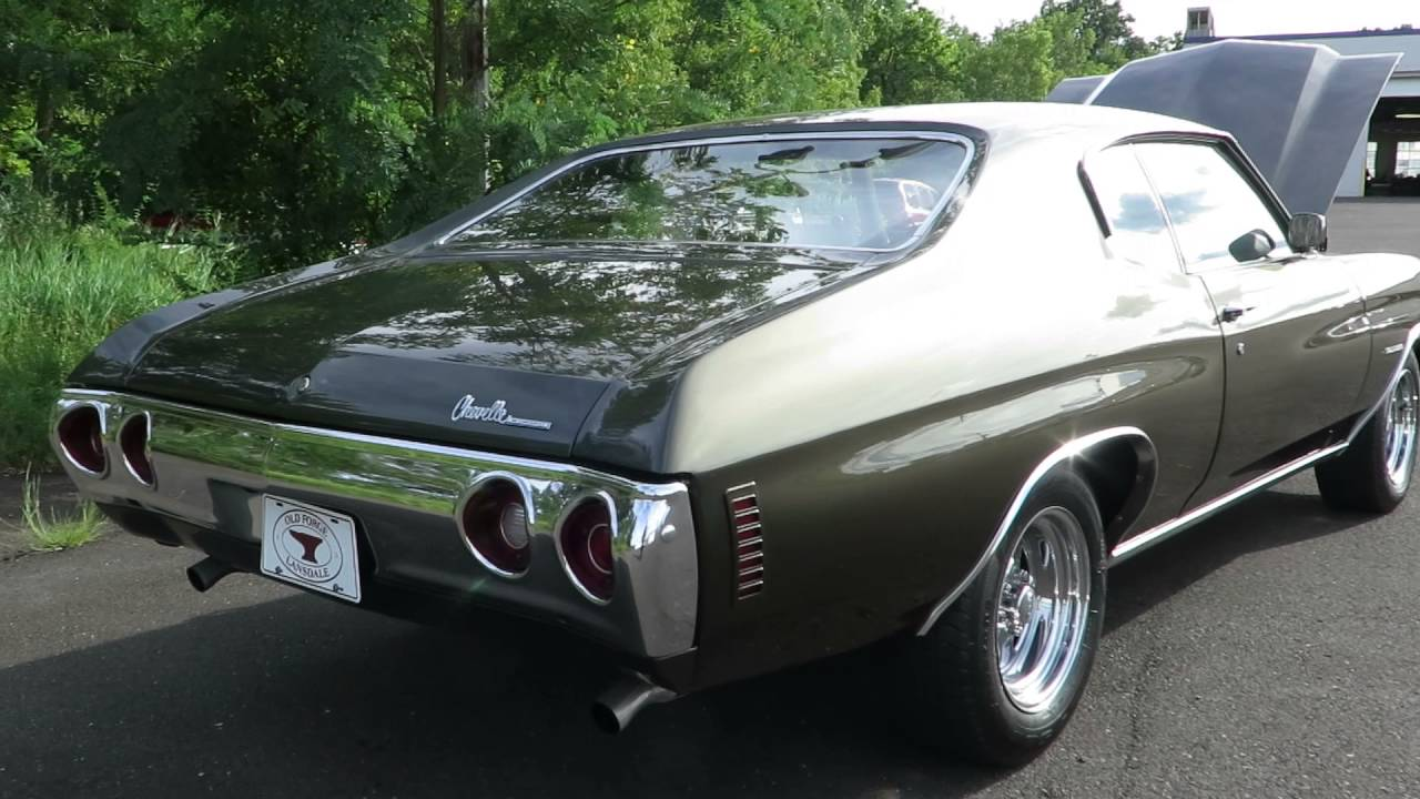 All Chevy » 1971 Chevy Chevelle - Old Chevy Photos Collection, All ...