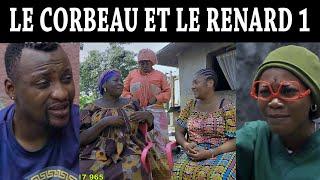 LE CORBEAU ET LE RENARD Ep 1 Theatre Congolais avec Viya,Ada,Darling,BuyiBuyi,Renatte,Pierrot,Faché